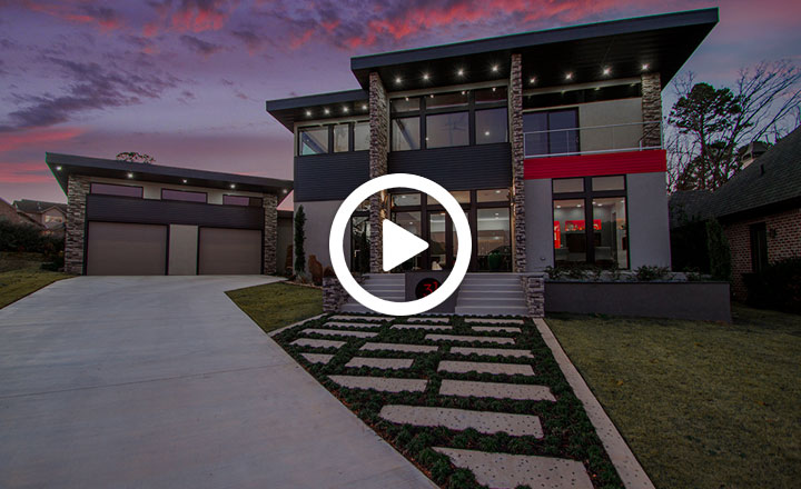 Graham Smith Construction - LaScala Modern Home