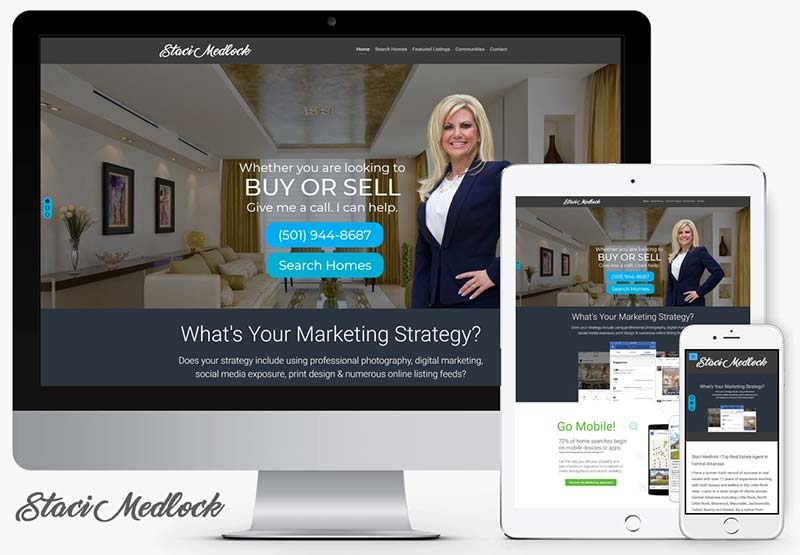 Staci Medlock Top Agent in Little Rock